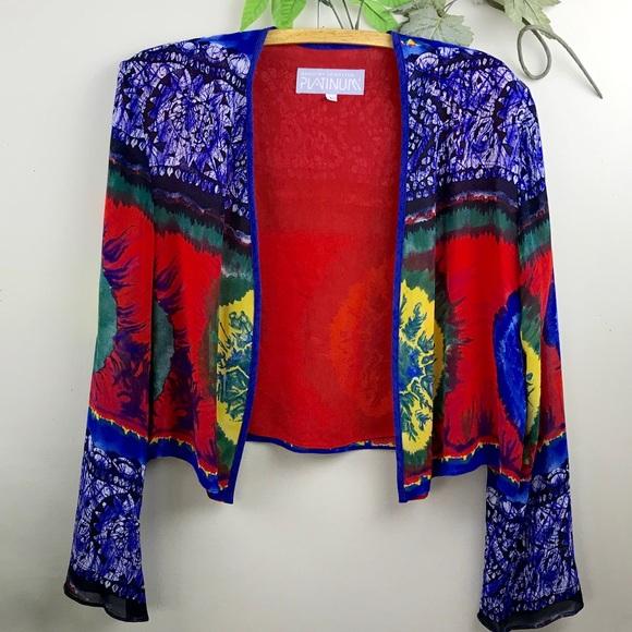 Vintage Jackets & Blazers - Vintage Dorothy Schoelen Jacket